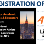 2019 National High School Student Athlete Development Conference Registration Now Open!